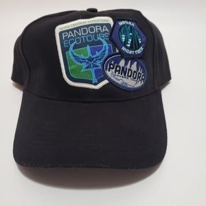 Disney Pandora World of Avatar Patch Hat Black